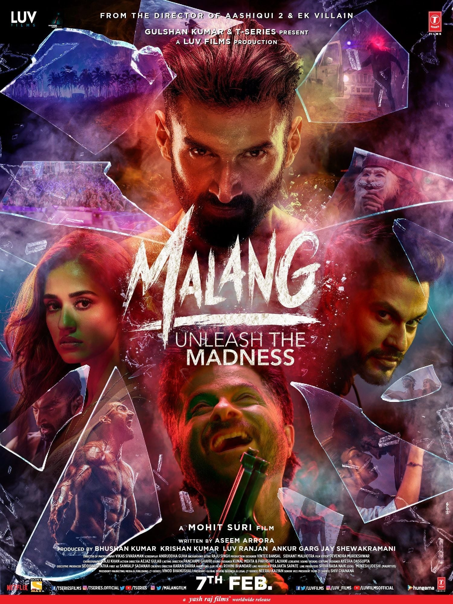 Malang Movie Streaming Online Watch on Netflix