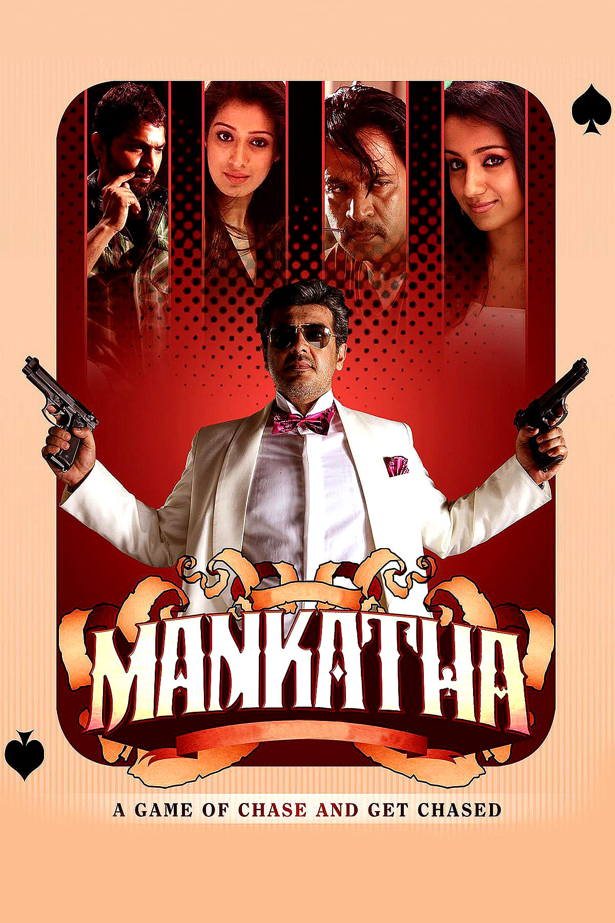 Mankatha Movie Streaming Online Watch on MX Player, Sun NXT