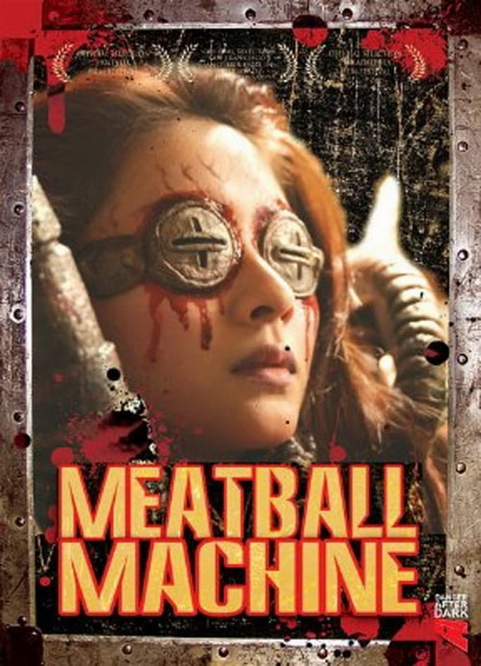 Meatball Machine Movie Streaming Online Watch on Tubi