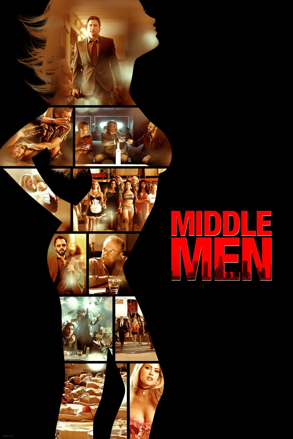 Middle Men Movie Streaming Online Watch on Tubi