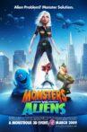Monsters vs Aliens Movie Streaming Online Watch on Google Play, Jio Cinema, Tubi, Youtube, iTunes