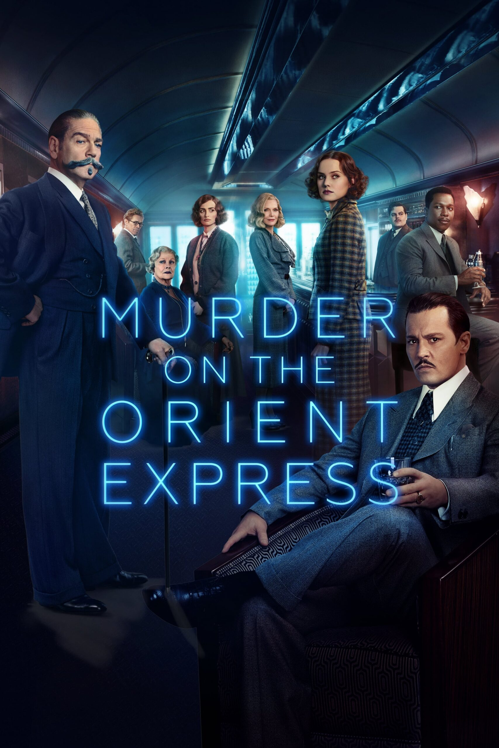 Murder on the Orient Express Movie Streaming Online Watch on Disney Plus Hotstar, Google Play, Youtube, iTunes