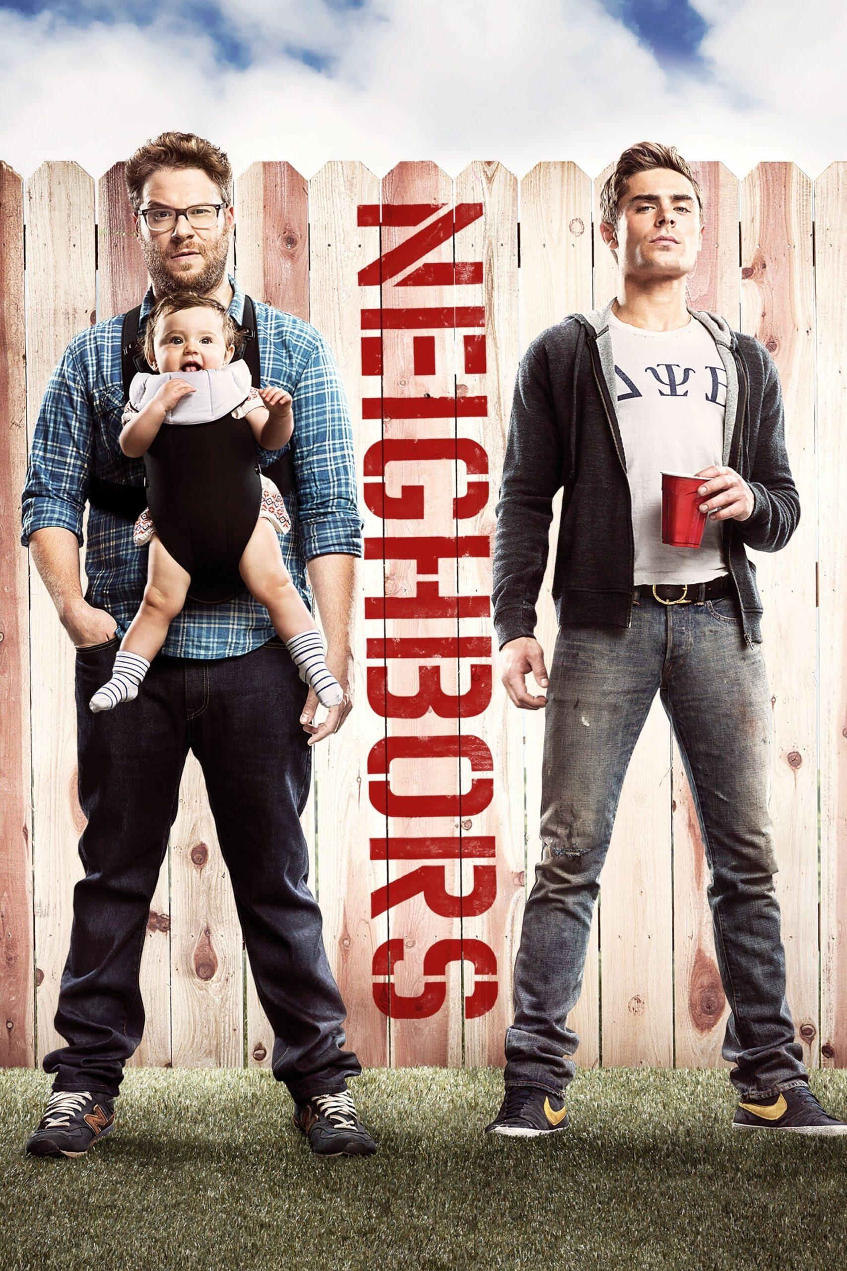 Neighbors Movie Streaming Online Watch on Amazon, Hungama, Netflix