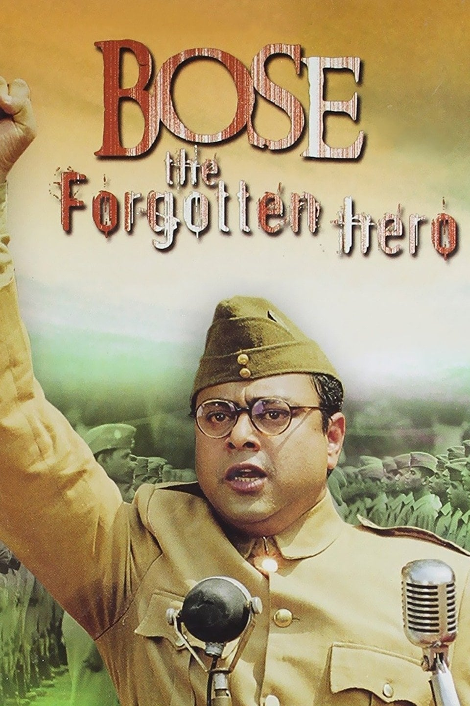 Netaji Subhas Chandra Bose: The Forgotten Hero Movie Streaming Online Watch on MX Player