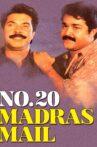 No: 20 Madras Mail Movie Streaming Online Watch on Disney Plus Hotstar, ErosNow, Jio Cinema