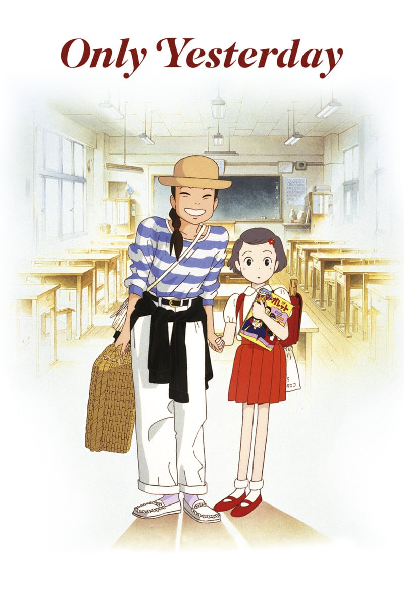 Only Yesterday Movie Streaming Online Watch on Netflix