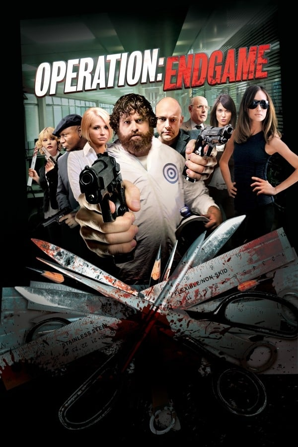 Operation: Endgame Movie Streaming Online Watch on Tubi