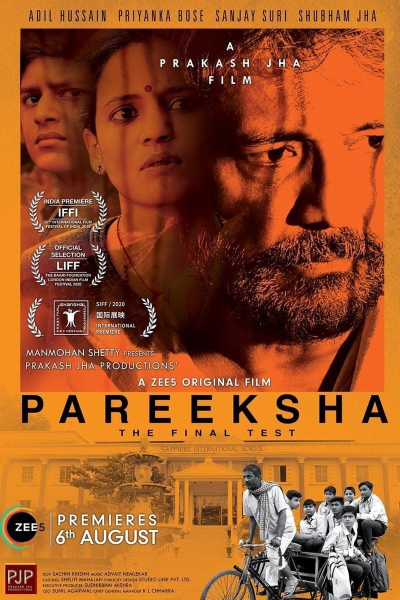 Pareeksha Movie Streaming Online Watch on Zee5