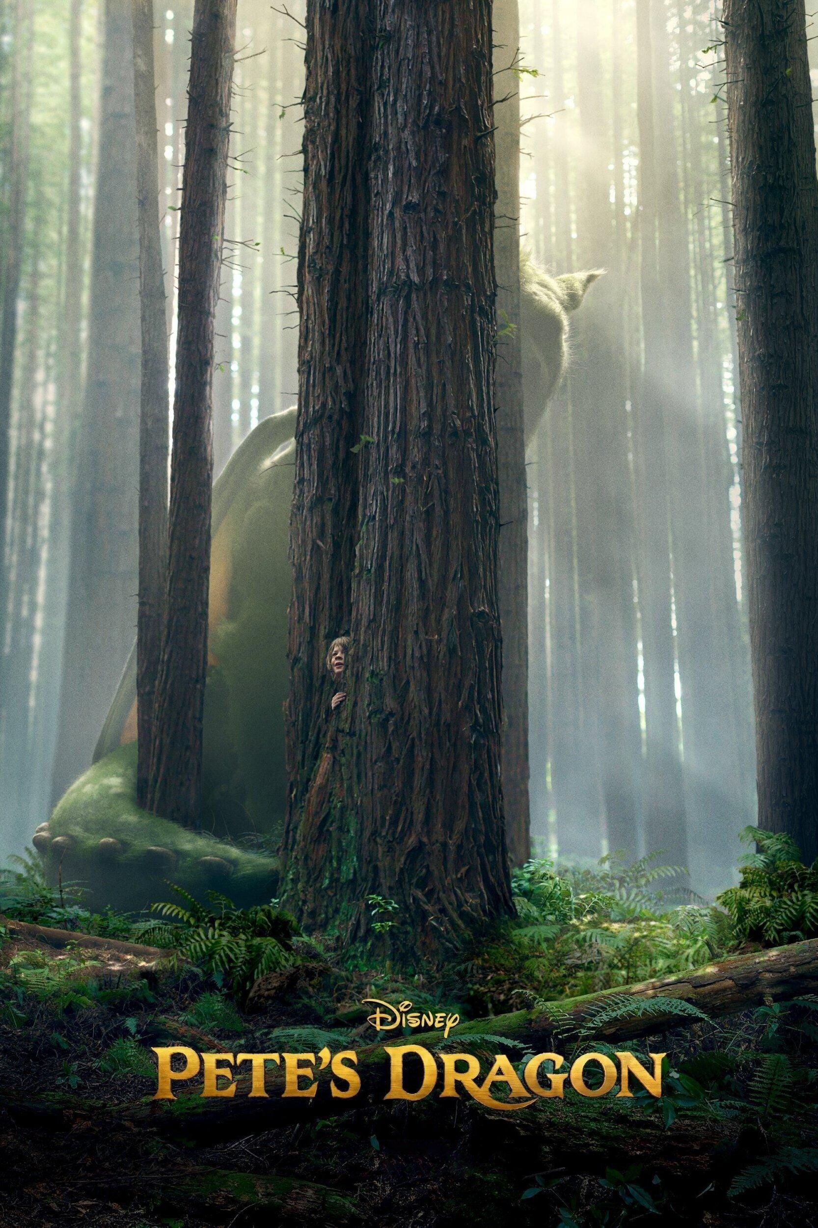 Pete's Dragon Movie Streaming Online Watch on Disney Plus Hotstar, Google Play, Jio Cinema, Tata Sky , Youtube, iTunes