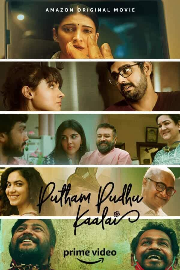 Putham Pudhu Kaalai Movie Streaming Online Watch on Amazon