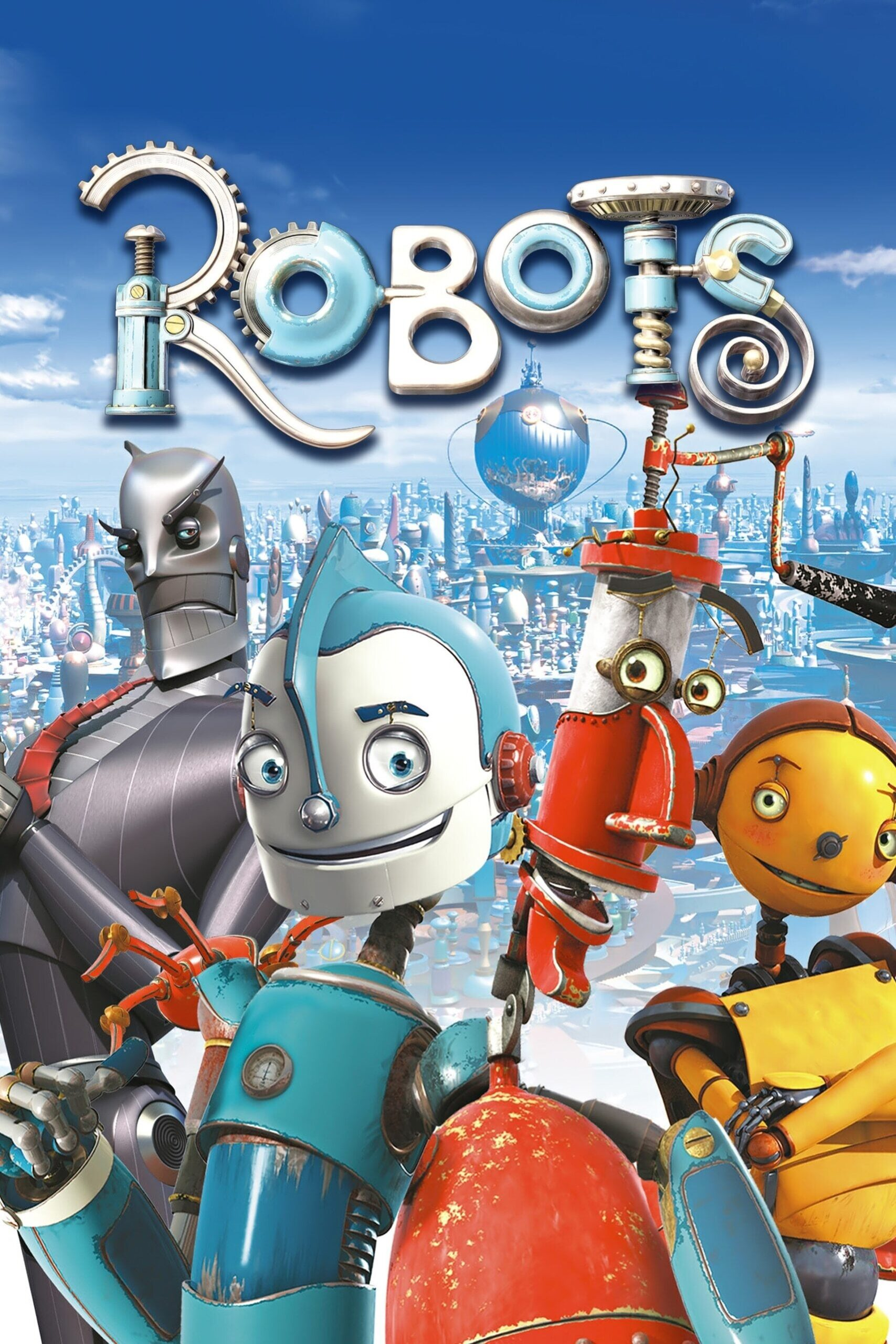 Robots Movie Streaming Online Watch on Disney Plus Hotstar, Google Play, Youtube, iTunes