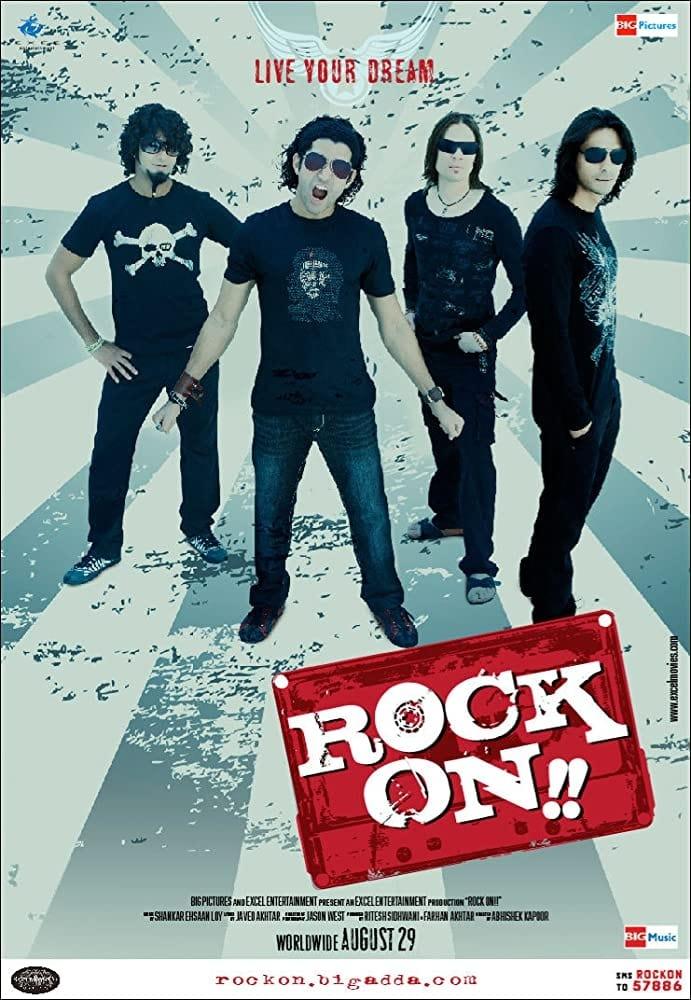 Rock On!! Movie Streaming Online Watch on Amazon, Google Play, Netflix , Youtube, iTunes
