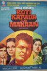 Roti Kapada Aur Makaan Movie Streaming Online Watch on Zee5