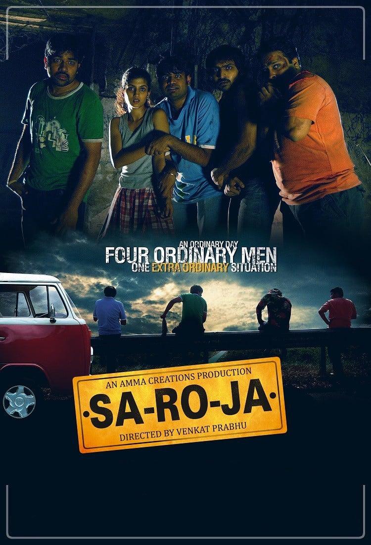 Saroja Movie Streaming Online Watch on Hungama, MX Player