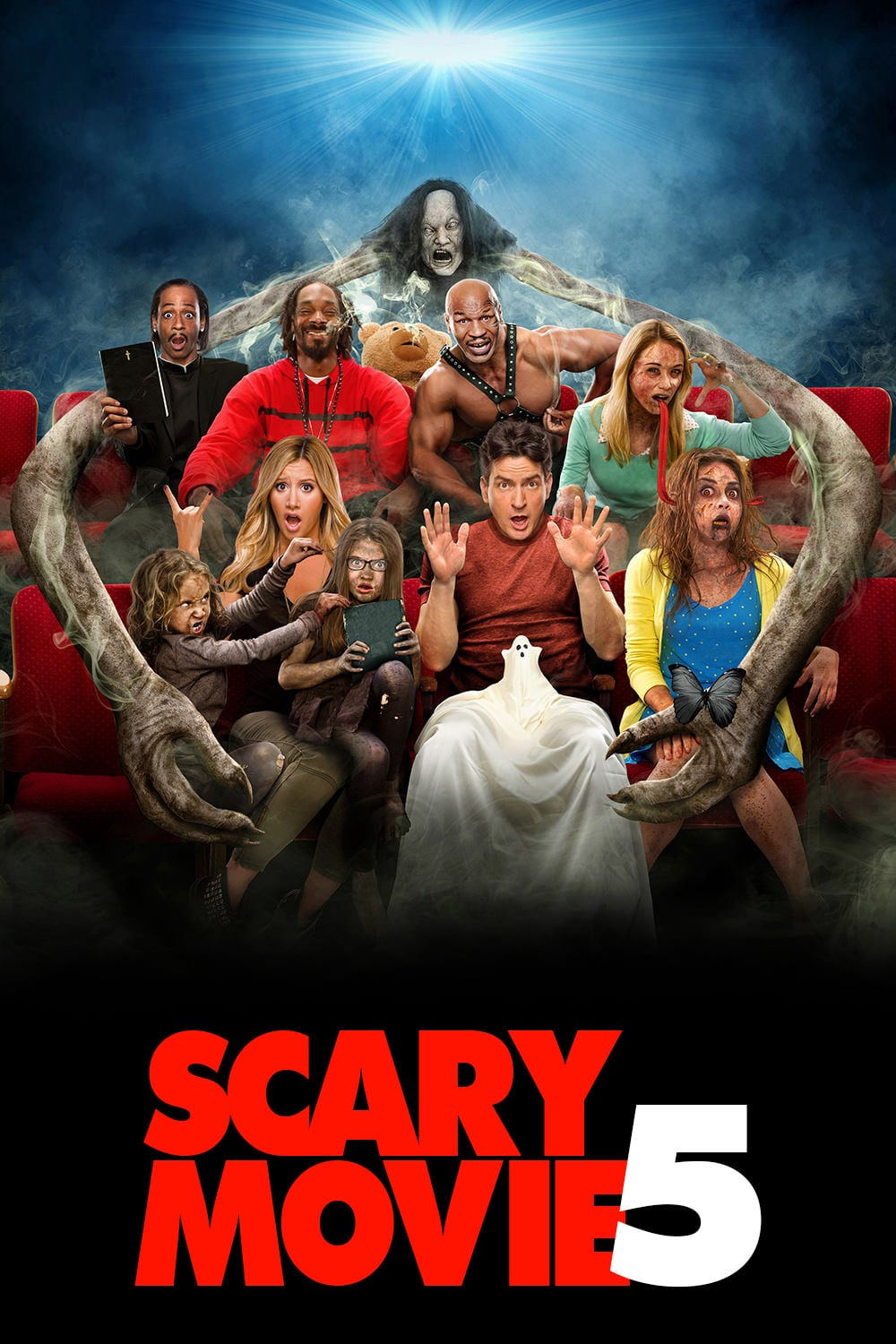 Scary Movie 5 Movie Streaming Online Watch on Google Play, Youtube
