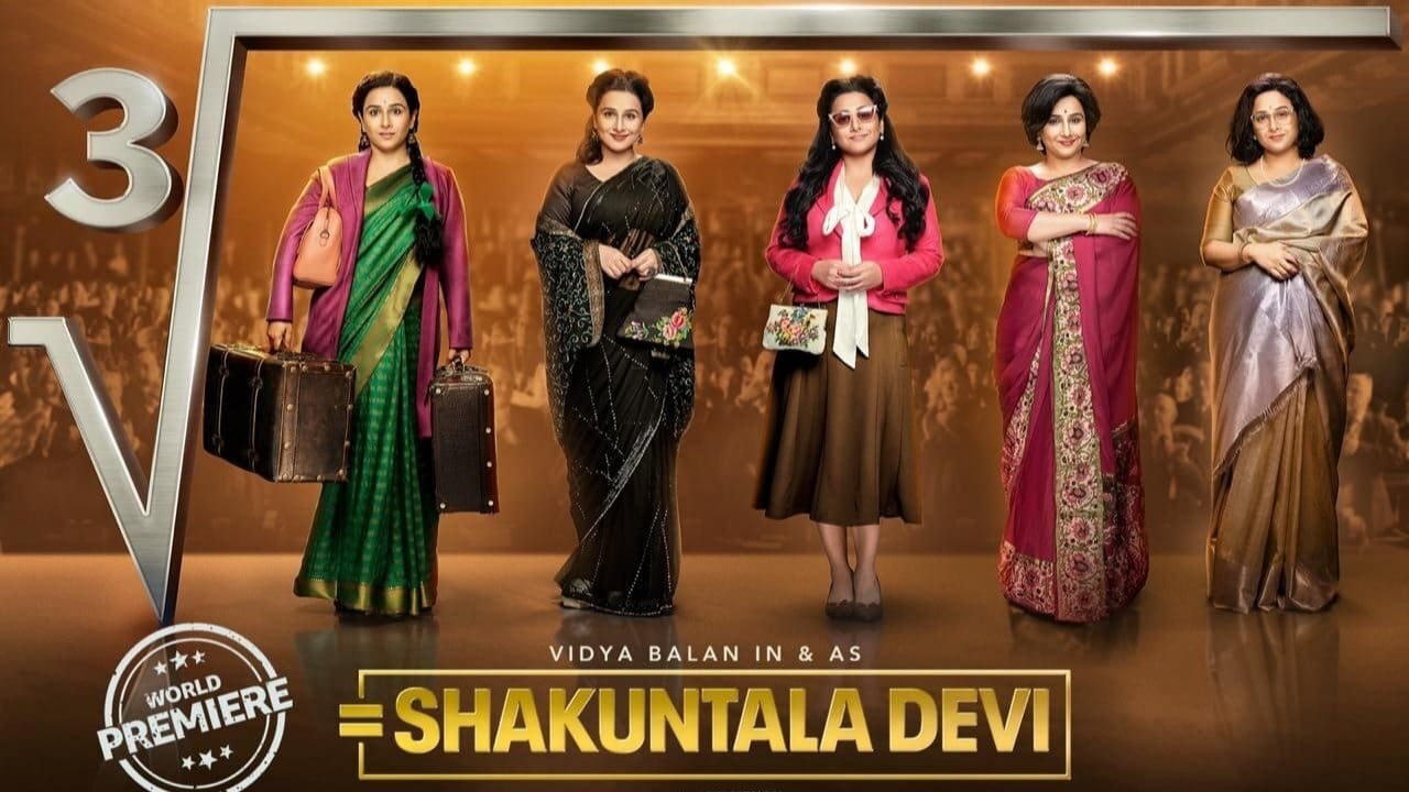 Shakuntala Devi Movie Streaming Online Watch on Amazon