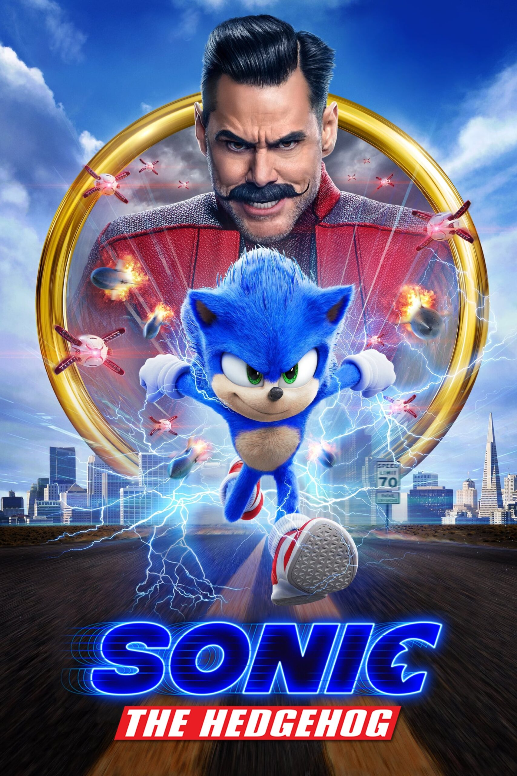 Sonic the Hedgehog Movie Streaming Online Watch on Google Play, iTunes