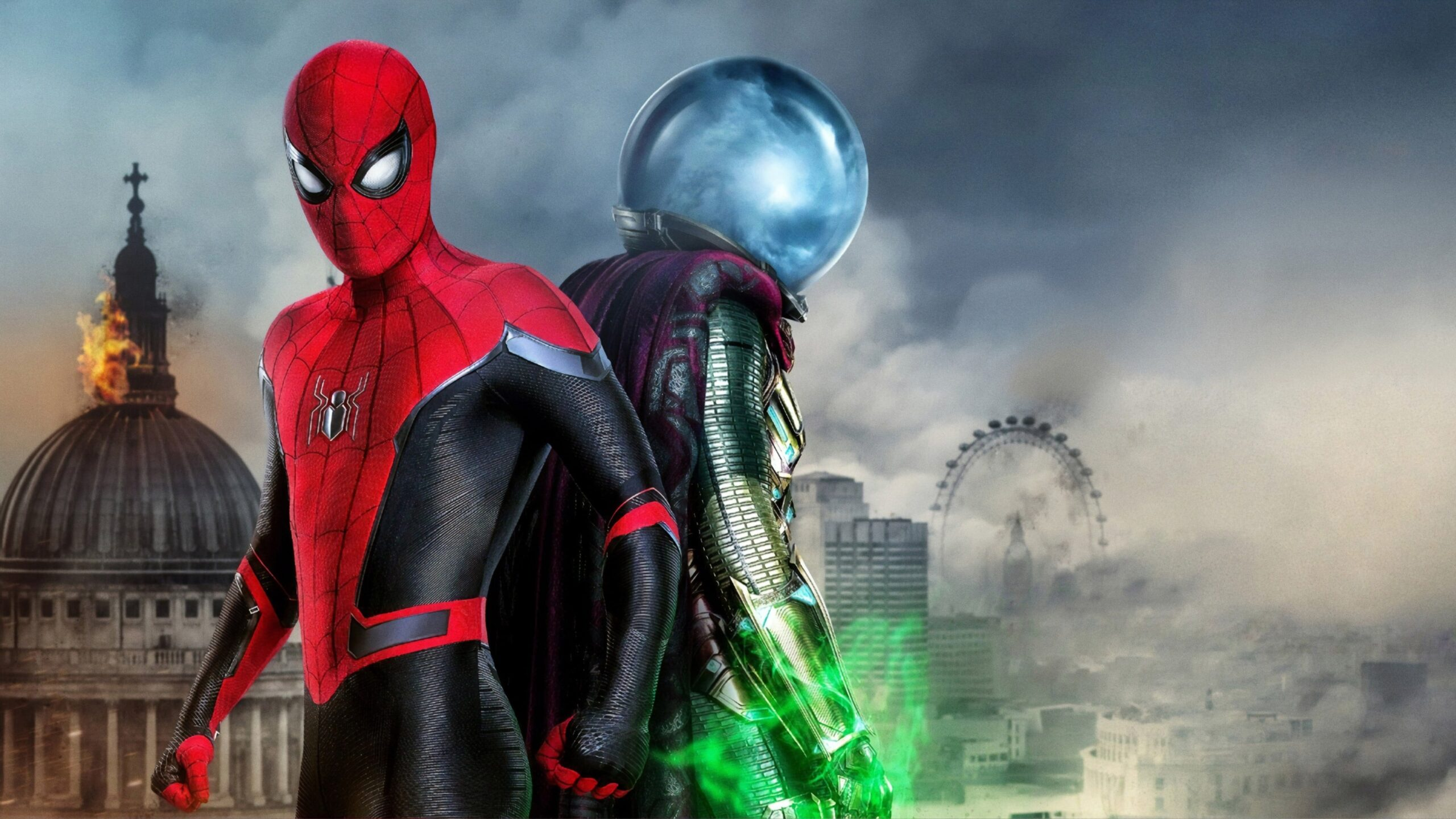 Spider-Man: Far from Home Movie Streaming Online Watch on Amazon, Google Play, Youtube, iTunes
