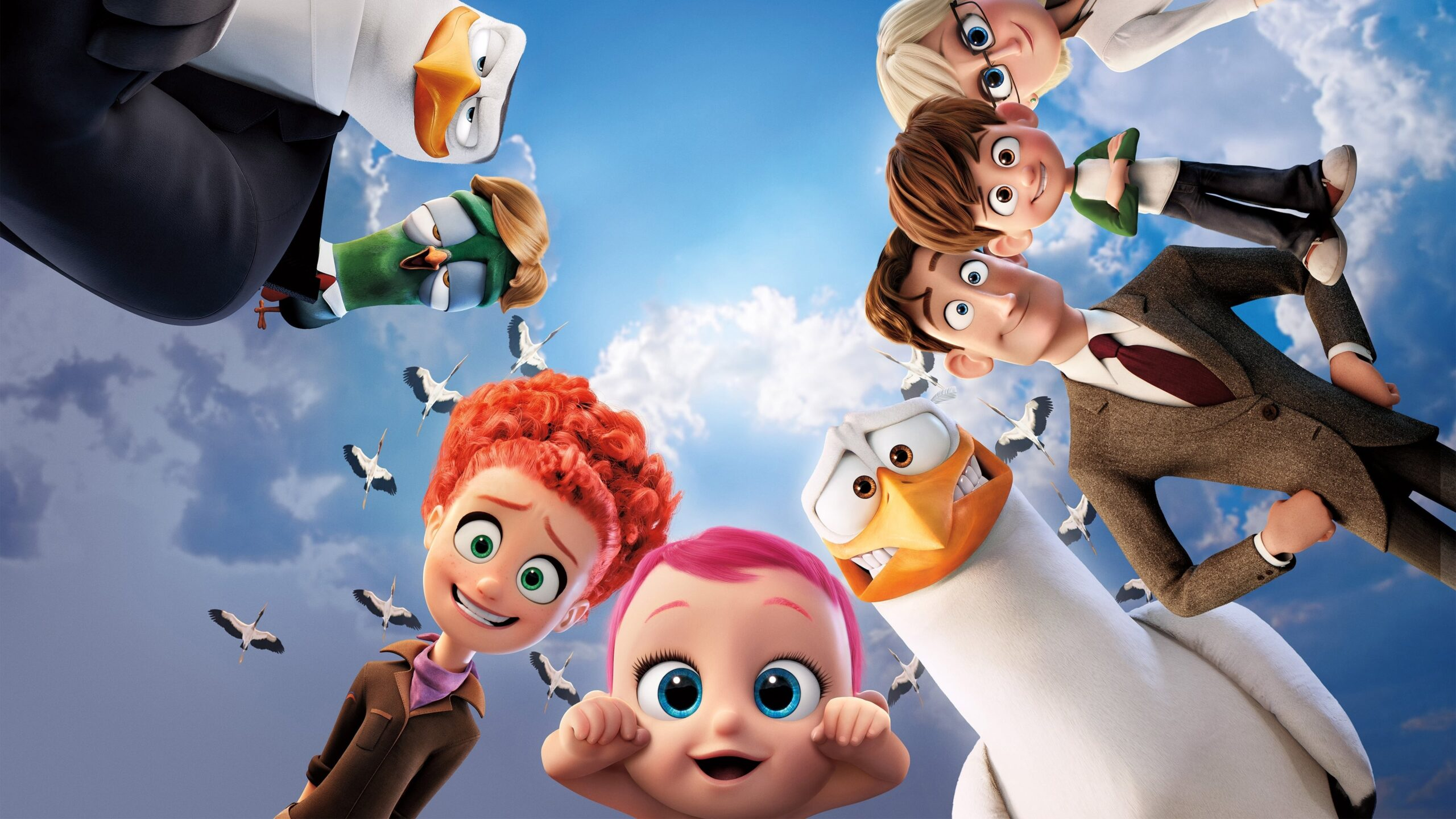 Storks Movie Streaming Online Watch on Google Play, Hungama, Tata Sky , Youtube, iTunes