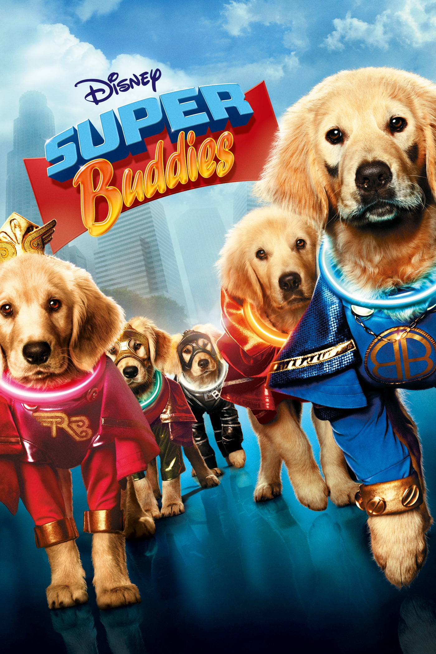 Super Buddies Movie Streaming Online Watch on Disney Plus Hotstar