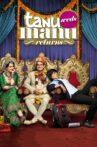 Tanu Weds Manu: Returns Movie Streaming Online Watch on ErosNow, Jio Cinema, Zee5