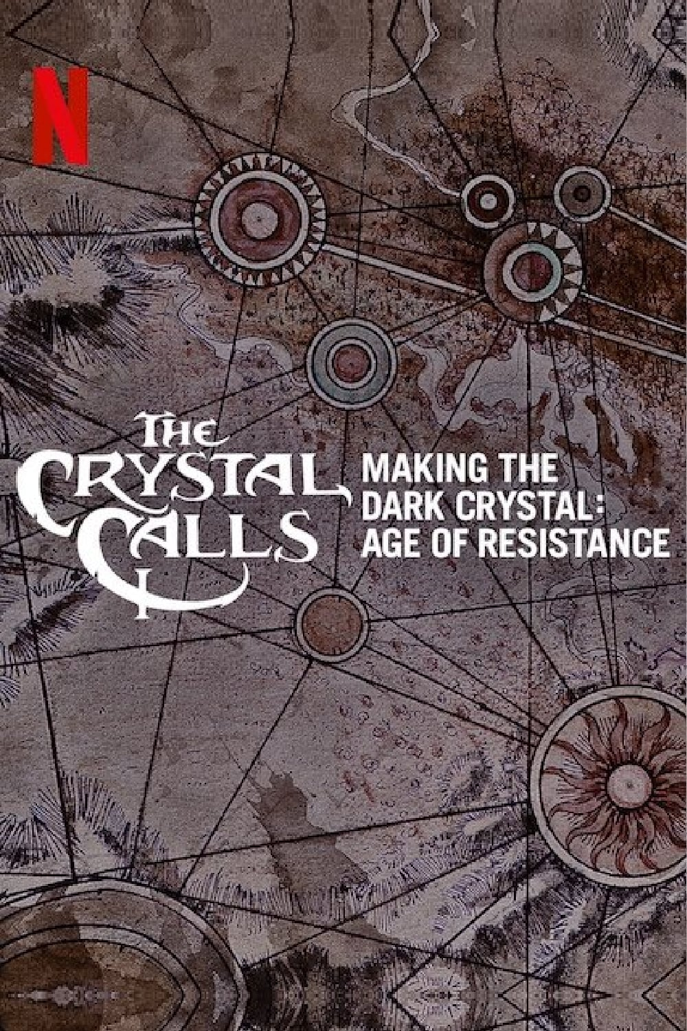 The Crystal Calls - Making The Dark Crystal: Age of Resistance Movie Streaming Online Watch on Netflix