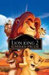 The Lion King II: Simba's Pride Movie Streaming Online Watch on Disney Plus Hotstar, Jio Cinema