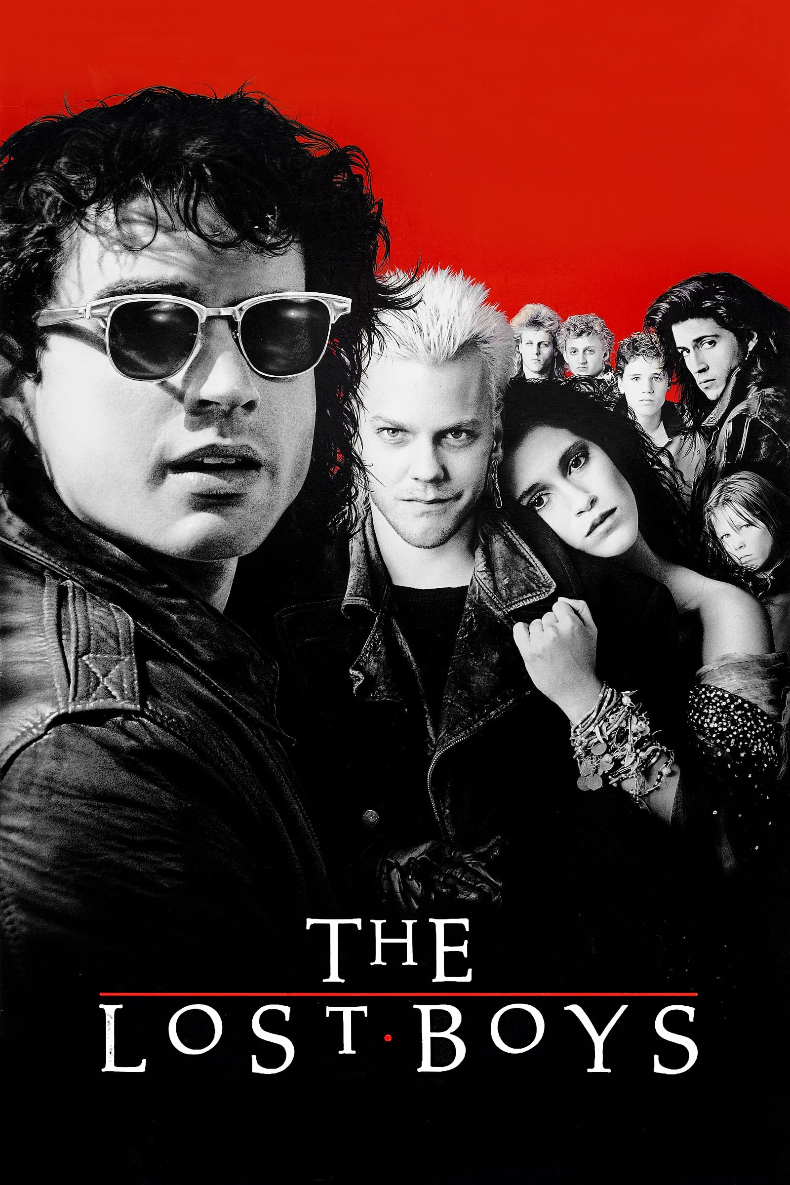 The Lost Boys Movie Streaming Online Watch on Google Play, Youtube, iTunes