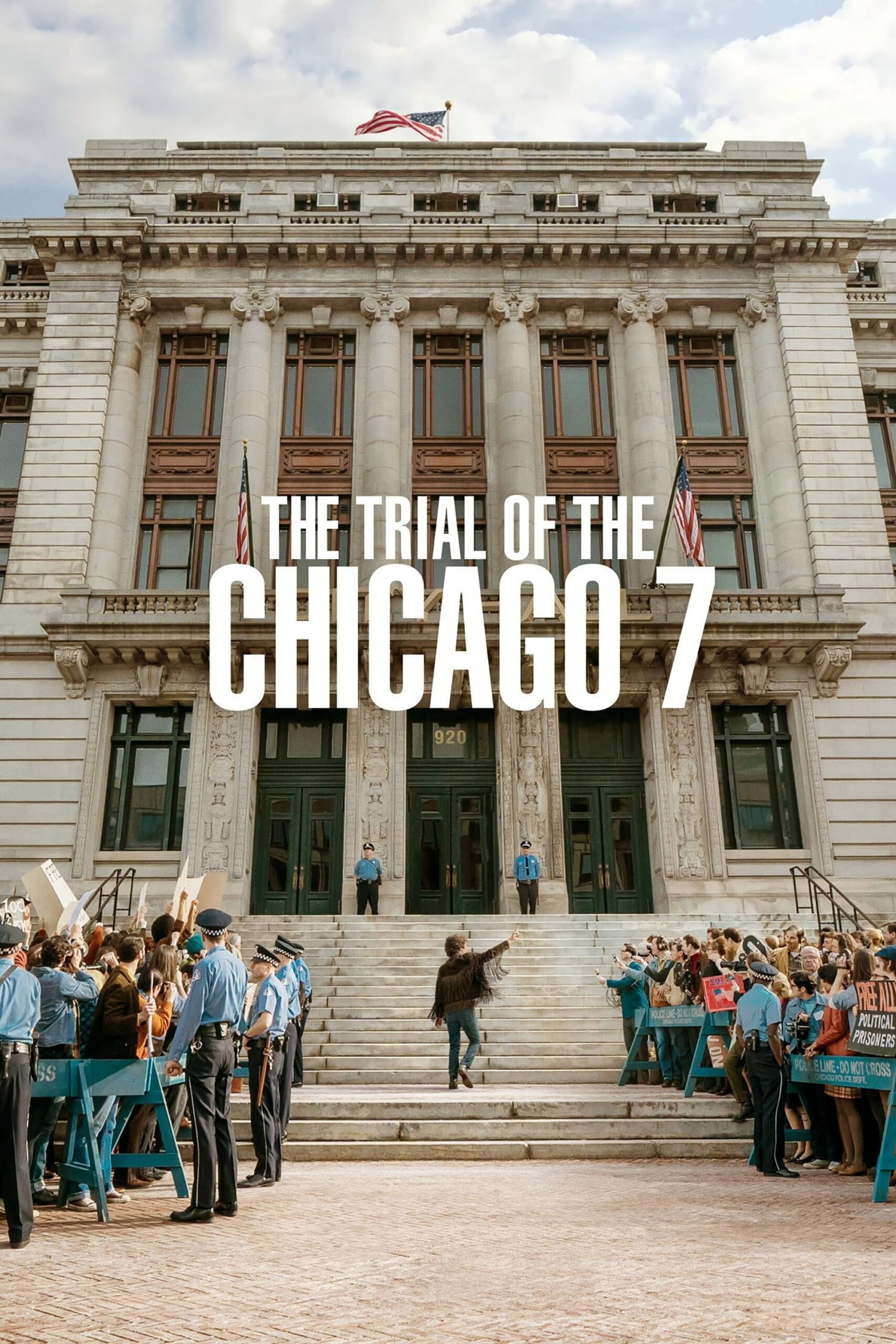 The Trial of the Chicago 7 Movie Streaming Online Watch on Netflix