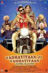 Vadhayiyaan Ji Vadhayiyaan Movie Streaming Online Watch on Amazon