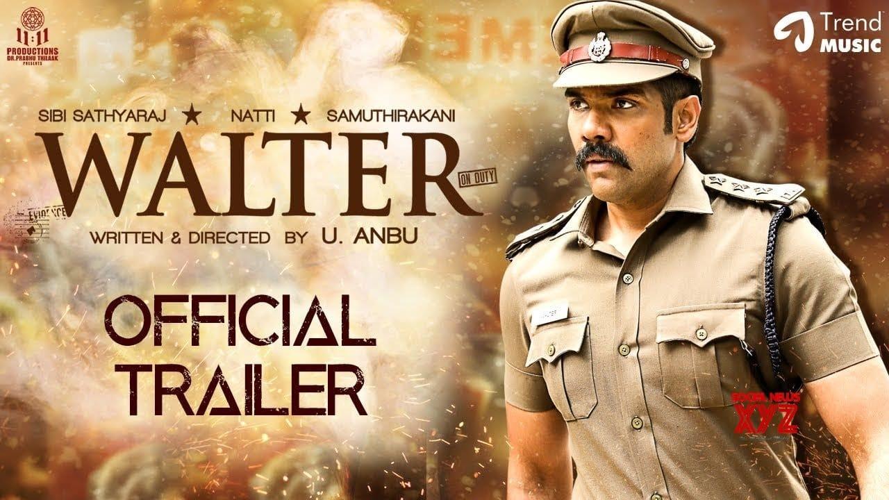 Walter Movie Streaming Online Watch on Jio Cinema, MX Player, Sun NXT