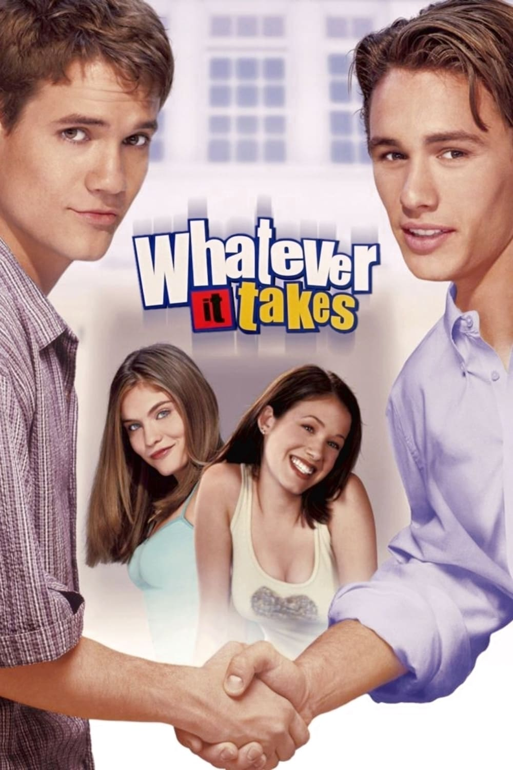 Whatever It Takes Movie Streaming Online Watch on Netflix
