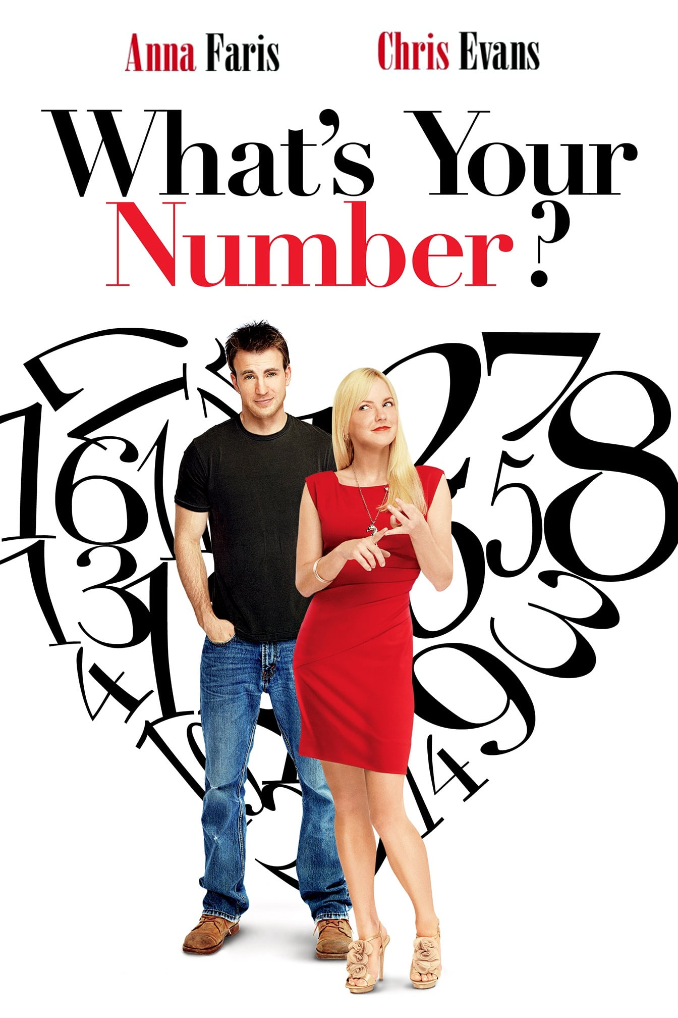 What's Your Number? Movie Streaming Online Watch on Amazon, Google Play, Youtube, iTunes