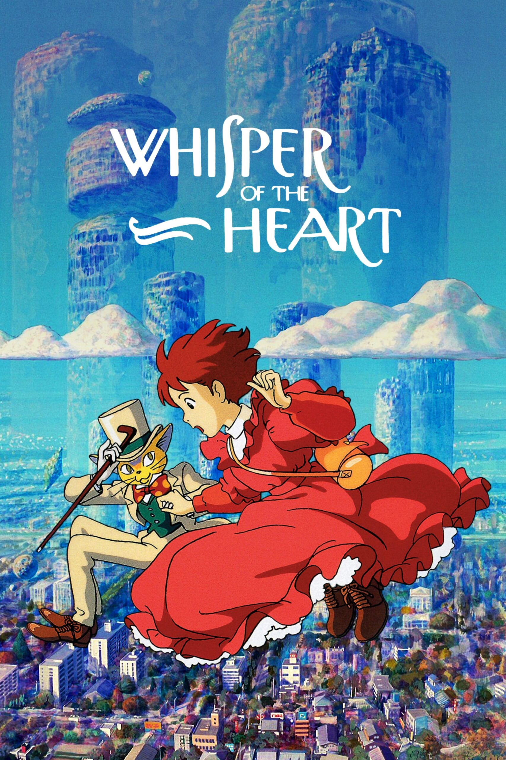 Whisper of the Heart Movie Streaming Online Watch on Netflix