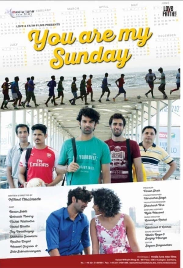 You Are My Sunday Movie Streaming Online Watch on Disney Plus Hotstar, Netflix