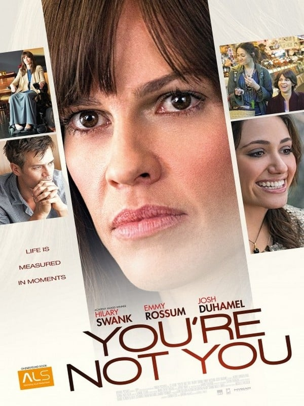 You're Not You Movie Streaming Online Watch on Tubi