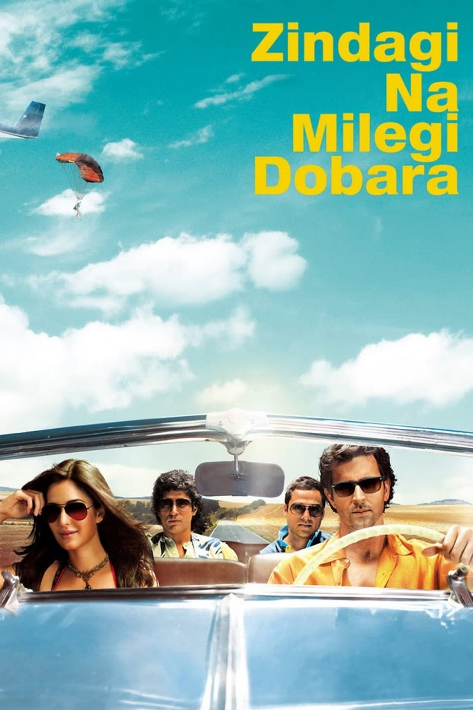 Zindagi Na Milegi Dobara Movie Streaming Online Watch on Amazon, Netflix