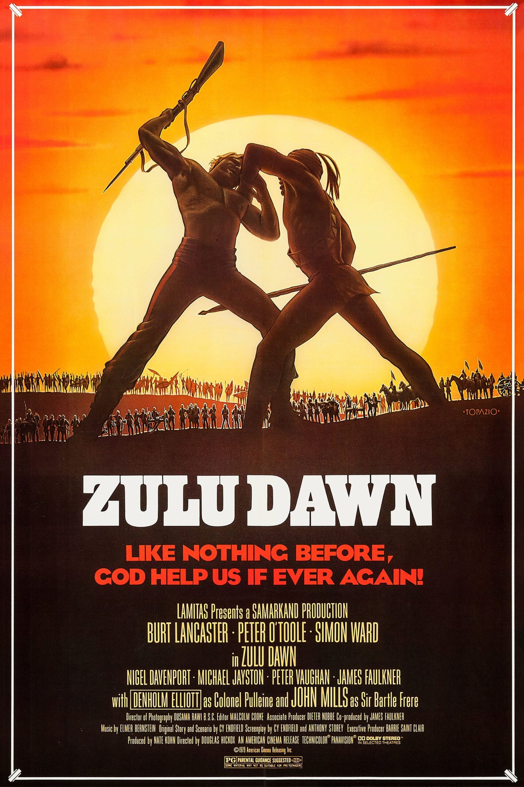 Zulu Dawn Movie Streaming Online Watch on Tubi