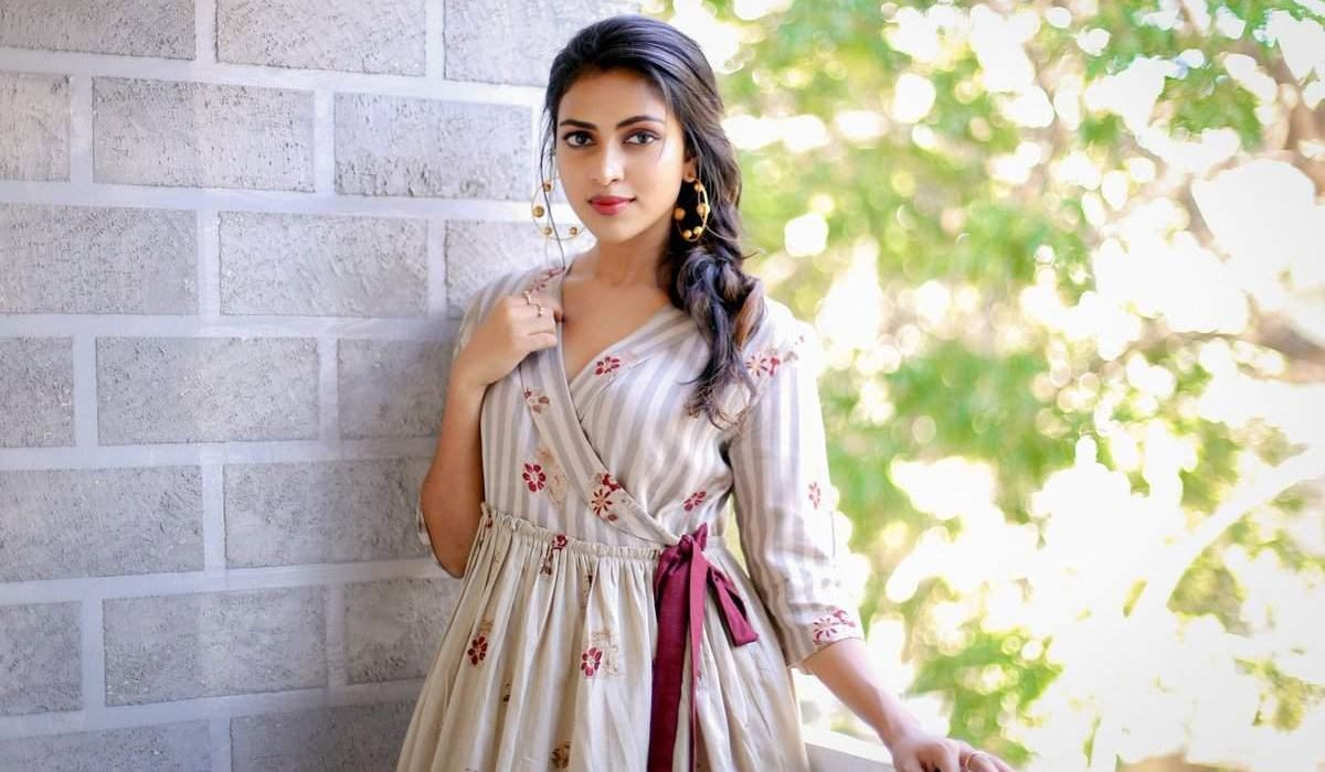 Aha Video Attempts One of its Kind Show with Amala Paul