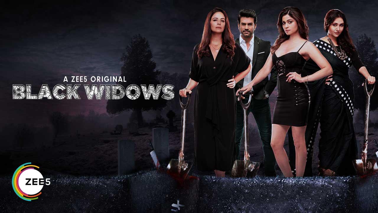Black-Widows - ZEE5