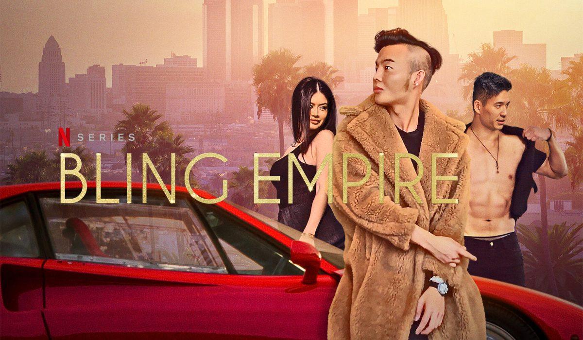 Bling Empire Netflix