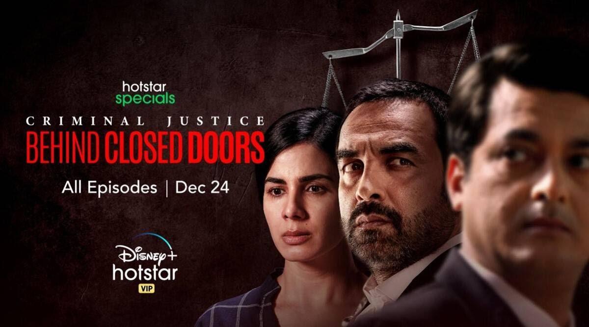 Criminal Justice Behind Closed Doors -Season 2 Online Watch