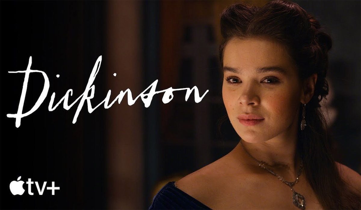 Dickinson Season 2, English series is streaming online on Apple TV+, release date 8 January 2021