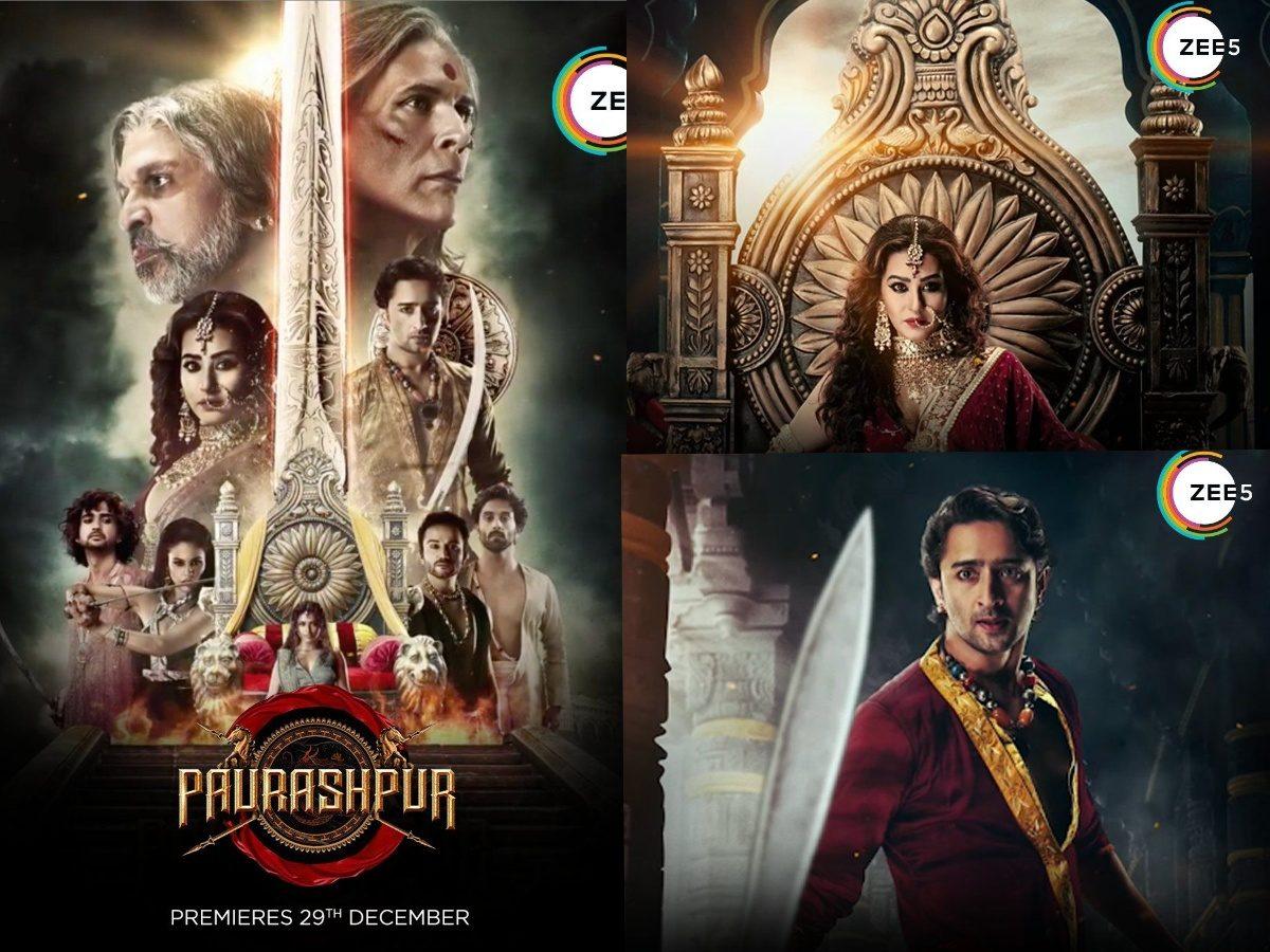 Here's Why Zee5's Paurashpur Will Taste Success!