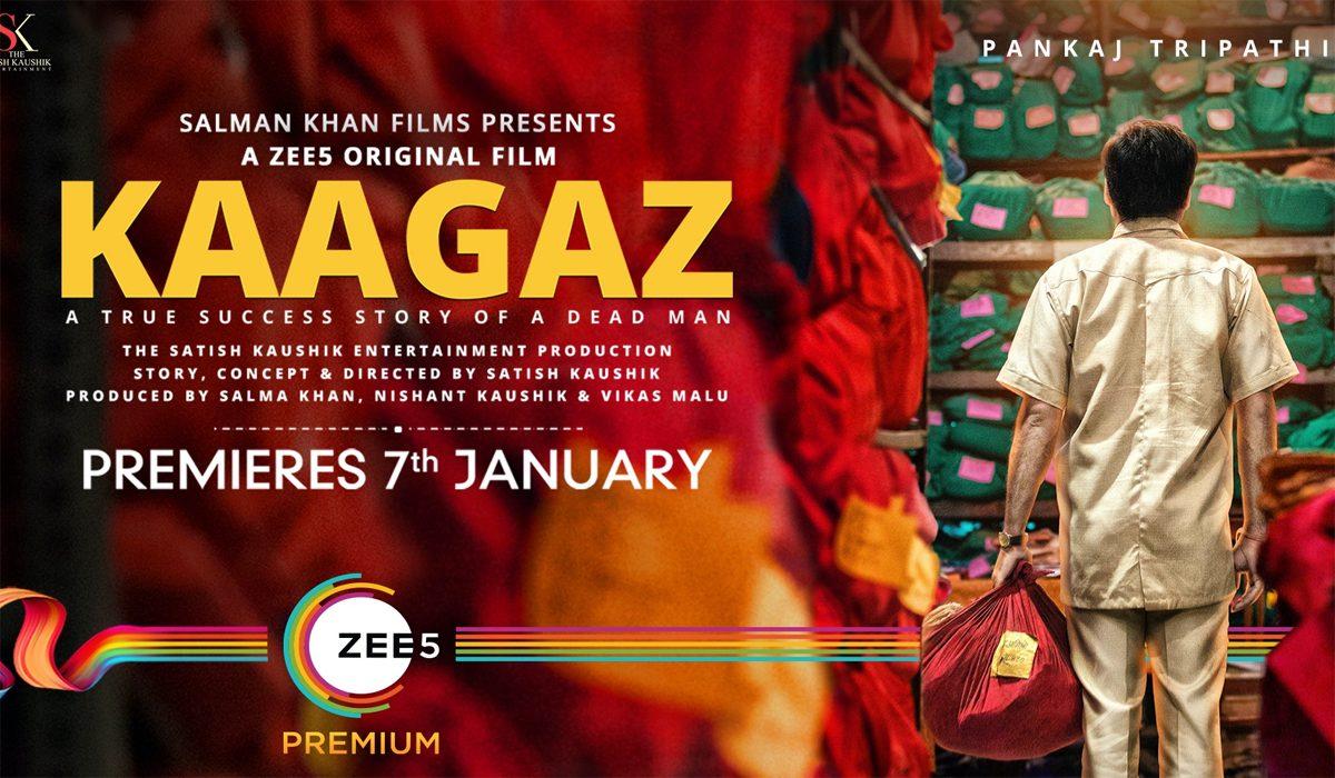 Kaagaz - ZEE5-
