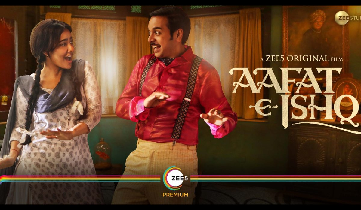 Let's Meet The Stellar Cast Of Zee5's Latest Rom-Com Thriller Aafat-e-Ishq