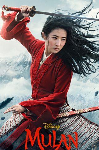 Mulan Movie Disney Plus Hotstar