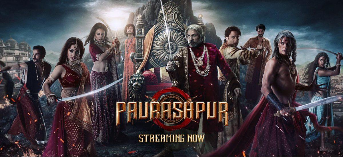 Paurashpur Web Series Review