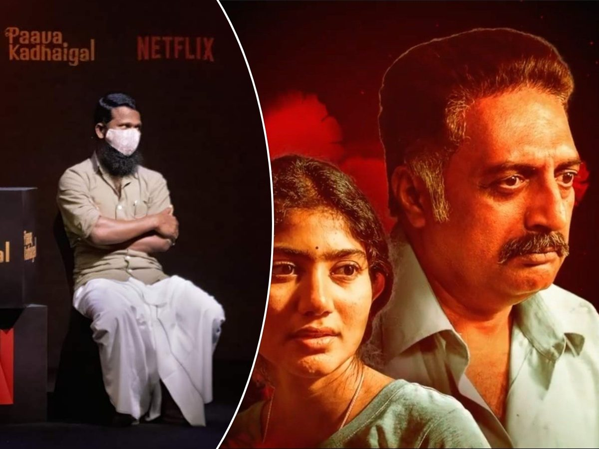 Vetri Maaran Story Explores the Father-Daughter Relationship In Paava Kadhaigal