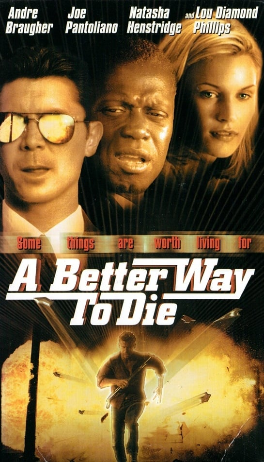 A Better Way to Die Movie Streaming Online